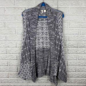 Moth Anthropologie Sleeveless Sweater Size M/L